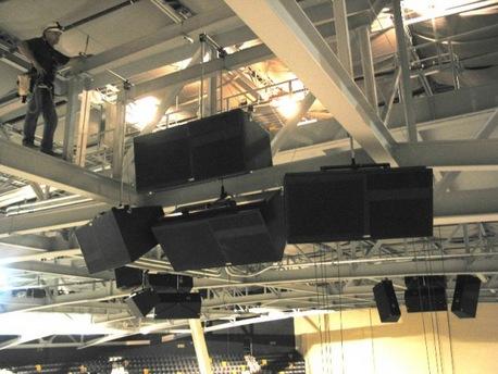 UCF Speaker Cluster