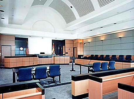 Palm Beach County Judicial Center Peerson Audio Incorporated