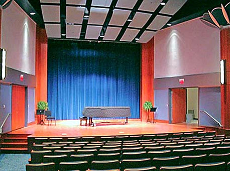Vera Lea Rinker Recital Hall