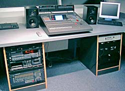 Front of House equipment